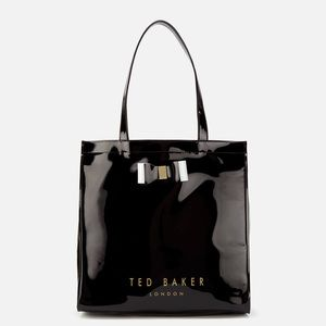 Authentic Ted Baker signature plastic tote bag